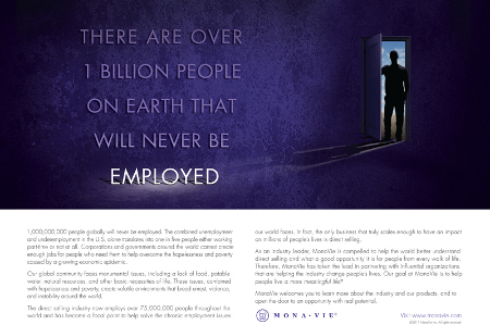 MonaVie One Billion Ad