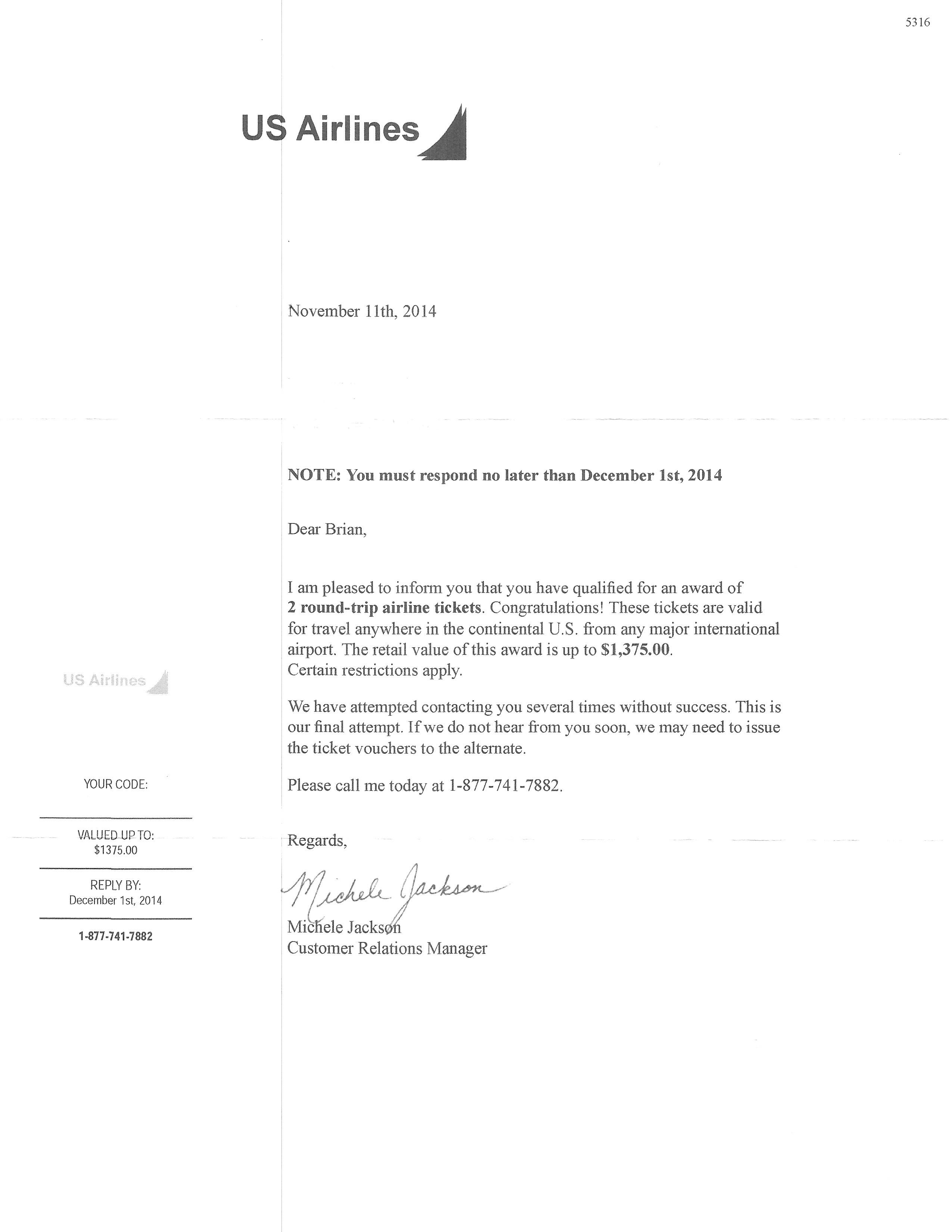 Nebraska  Letter