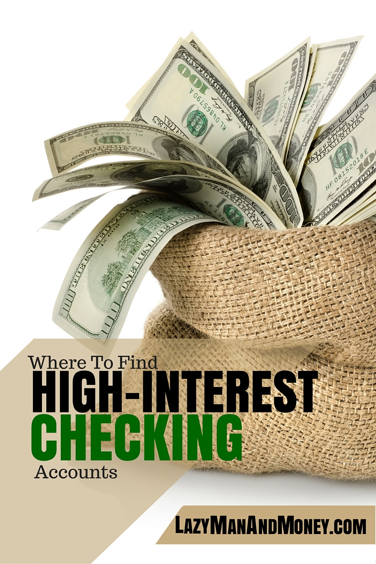 Where To Find High Interest Checking Accounts