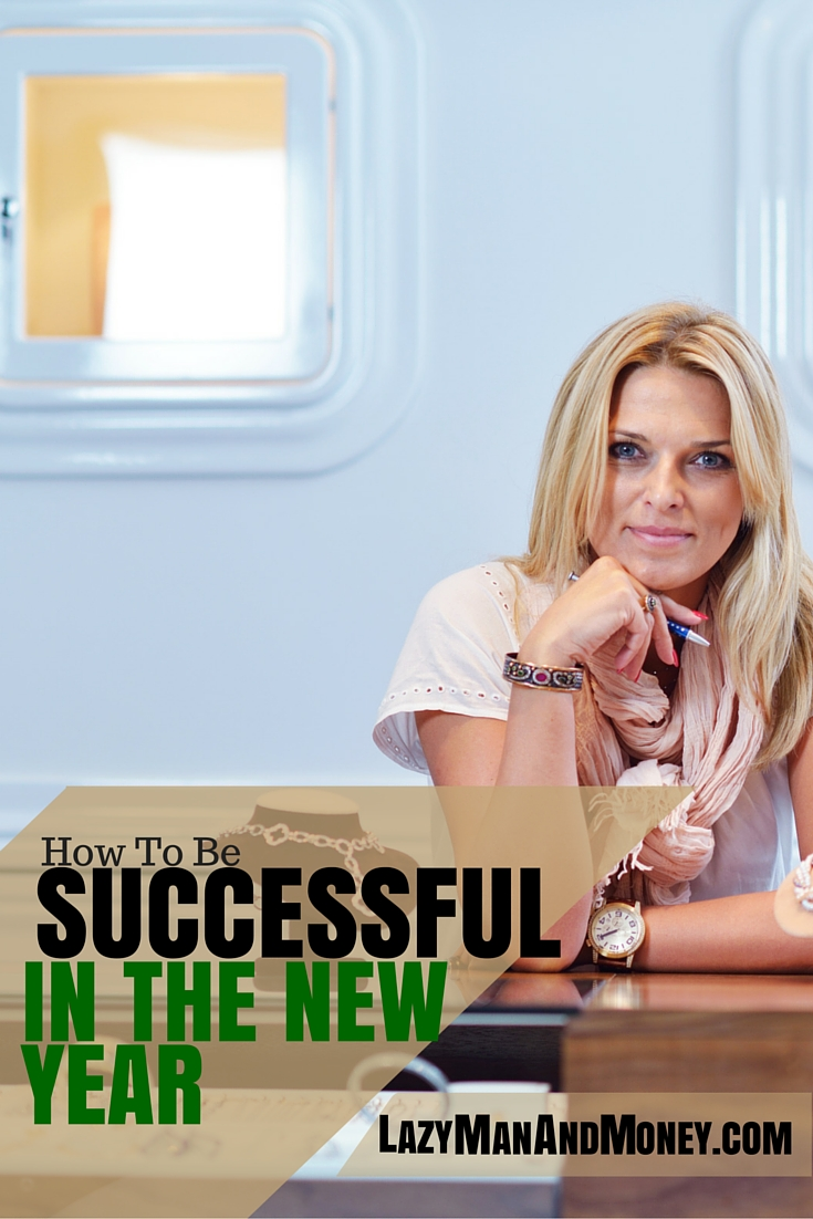 How To Be Successful In The New Year