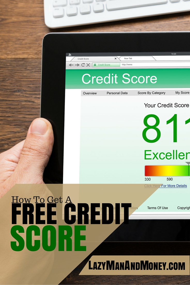 How To Get A Free Credit Score