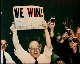 We Win Cheers
