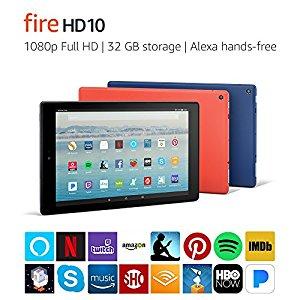 Amazon Fire HD 10 Sale ($100 Prime)