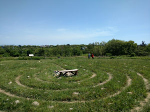 Block Island Labyrinth