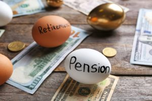 Pension - Net Worth