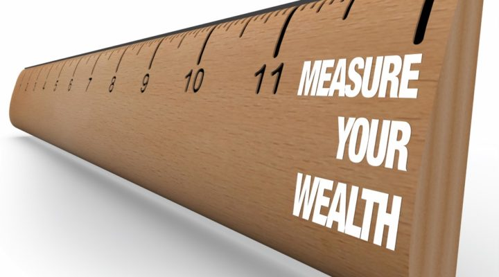 What's Your Net Worth Growth to Income Ratio?