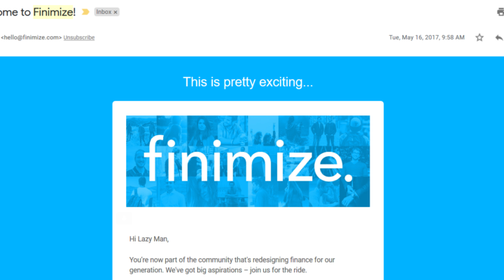 Finimize is your Essential 3 Minute Daily Finance Read