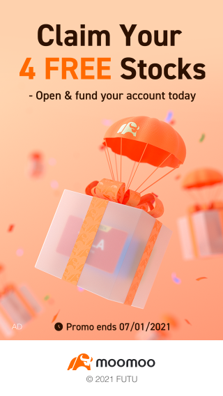 moomoo free stock