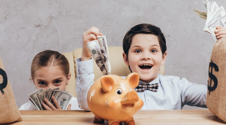 Seven Ways To Teach Your Kids About Money